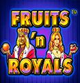 Fruits and Royals без регистрации